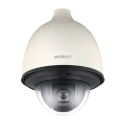 Samsung XNP-6320H 2MP HD 1080p H.265 External PTZ Dome CCTV Camera Heater Gyro