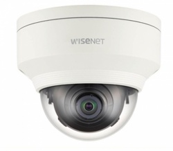 Samsung XNV-6010 2MP 1080p Outdoor Dome IP CCTV Camera - 2.4mm Lens Weatherproof