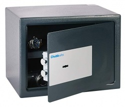Chubbsafes Air 15K Key Lock Safe Home / Office 9KG £1000 Cash Rating
