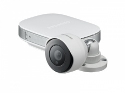 Samsung SNH-E6440BN SmartCam HD Outdoor 1080p Full HD WiFi Camera Smartphone App IP66 Motion Detection SD Storage